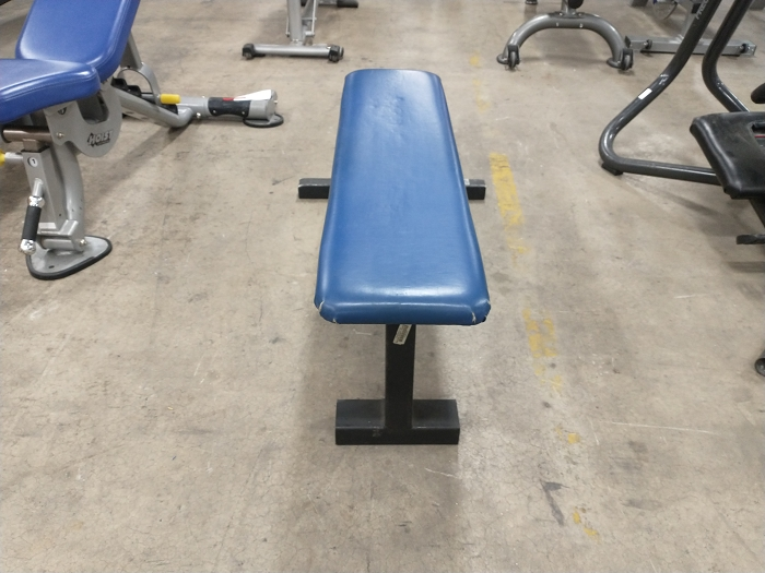 Bigger Faster Stronger Flat Bench - Used