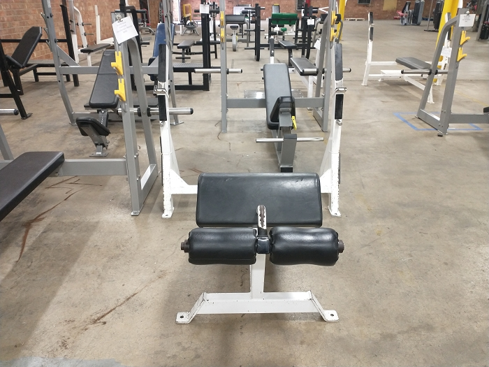 Body Masters Olympic Decline Bench - Used