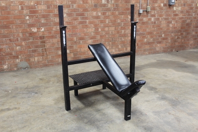 Dynabody Olympic Incline Bench - Used