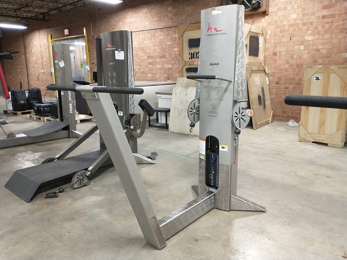 Freemotion Quad Machine - Used