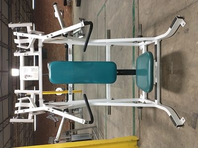 Hammer Strength ISO Lateral Incline Press - Used