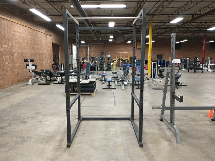 Heavy Duty Power Rack - Used