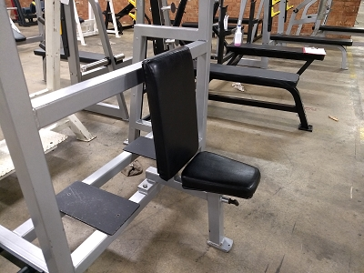 Olympic Military Bench - used