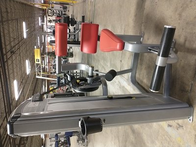 Cybex VR3 Back Extension Machine - Used