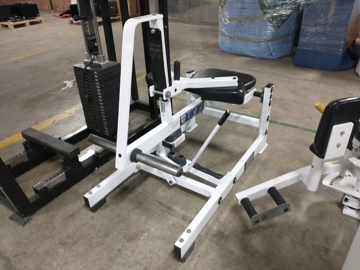 Hammer Strength Plate Loaded Calf Machine - Used