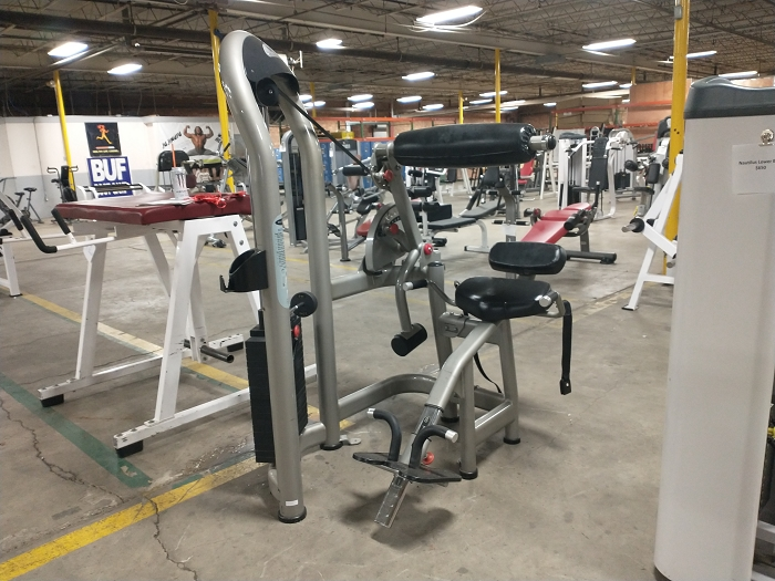 Matrix Back Extension Machine - Used