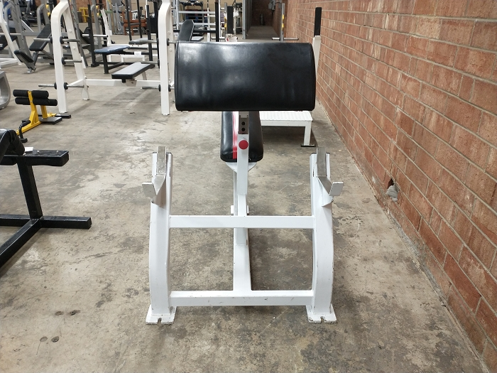 Body Masters Preacher Curl - Used