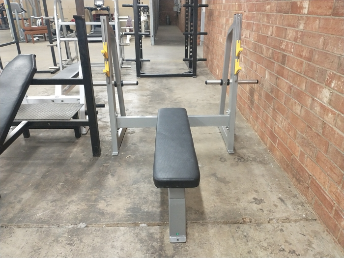Ironclad Flat Olympic Bench - New