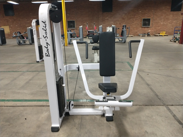 Body Solid Chest Press Machine - Used