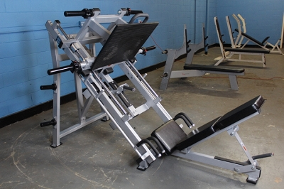 Ironclad Old School Leg Press - new