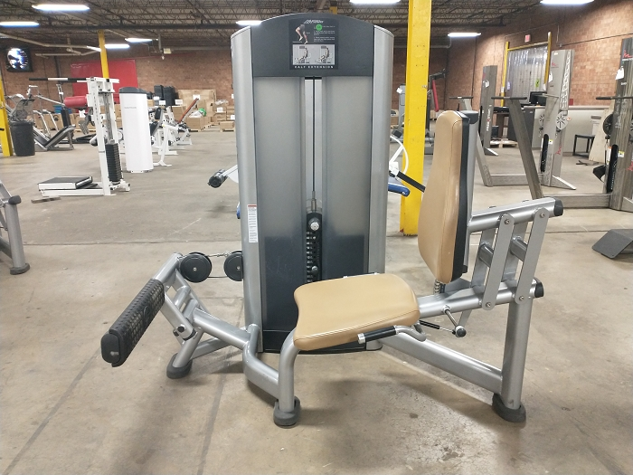 Life Fitness Calf Extension Machine - Used