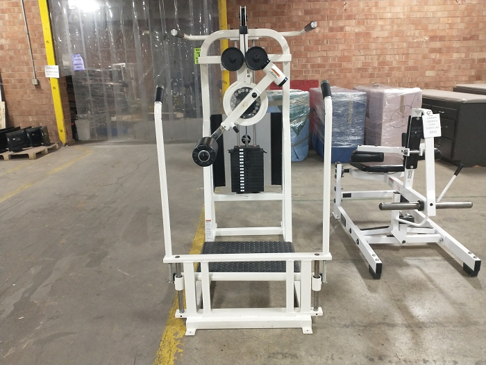 Life Fitness Hip Machine - Used