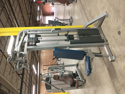 Life Fitness Pec Fly / Rear Delt Machine - Used