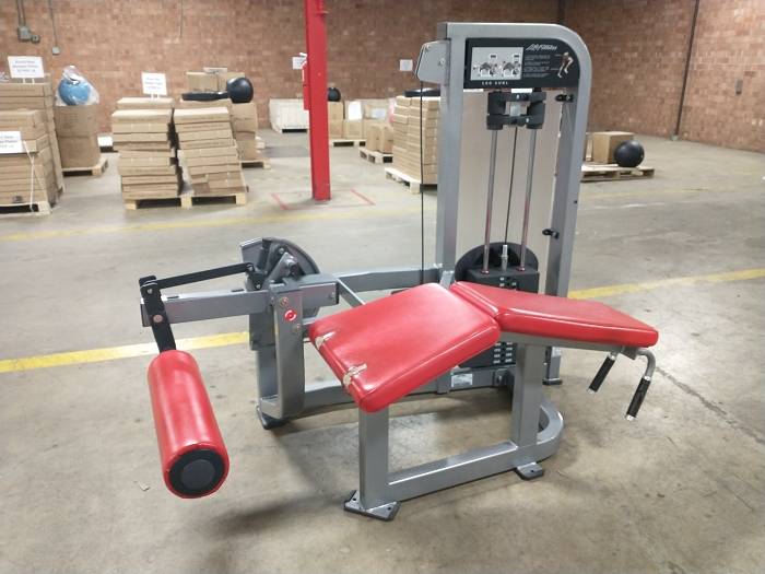 Life Fitness Pro 2 Prone Leg Curl - Used