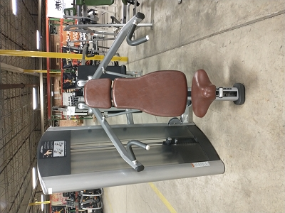Life Fitness Shoulder Press - Used
