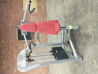 Magnum Biangular Shoulder Press - Used