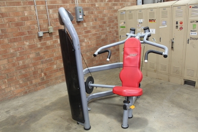 Matrix Converging Shoulder Press - Used