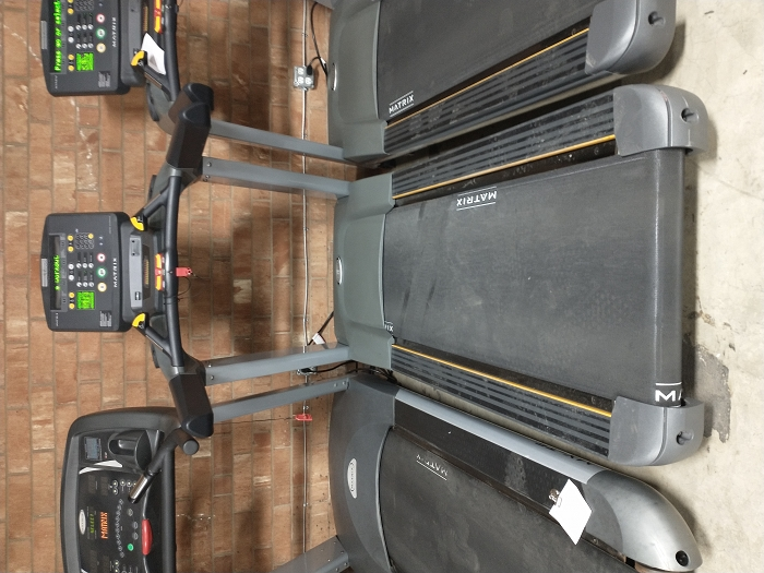 Matrix Treadmill - Used