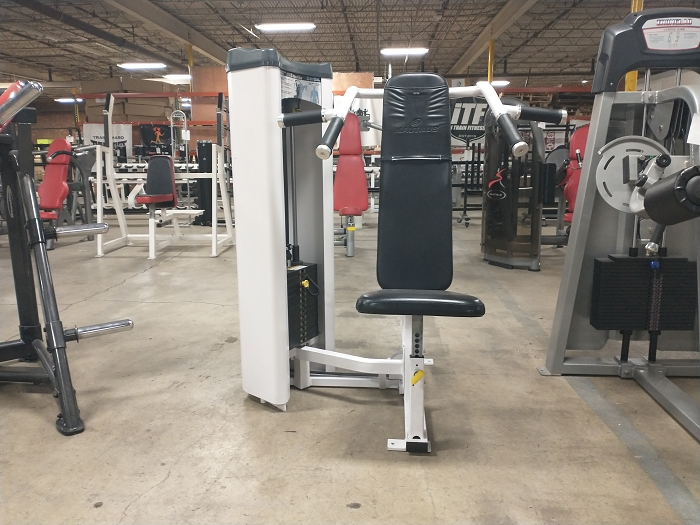 Nautilus Overhead Press Machine - Used