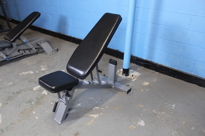 Prime Fitness Adjustable Bench - new