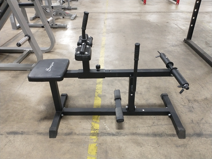 Soozier Calf Raise Machine - Used