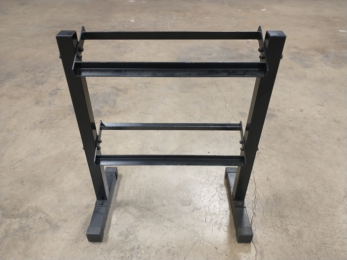 2 Tier Dumbbell Rack - Used