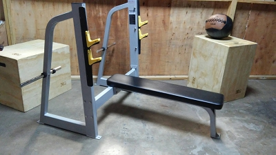 Ironclad Olympic Flat Bench - New