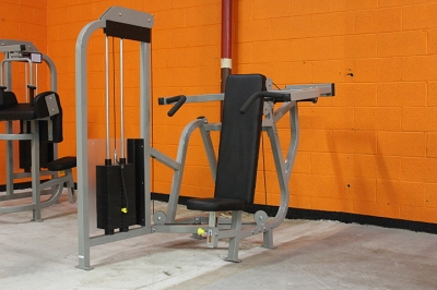 HK Shoulder Press - new