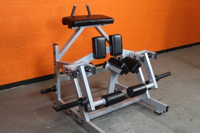 Ironclad Old School Kneeling Leg Curl - New