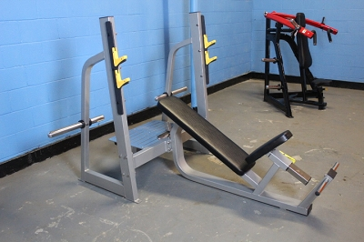 Olympic Incline Bench - Ironclad - New