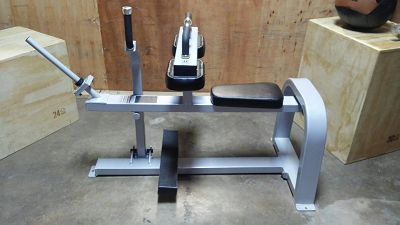 Ironclad Seated Calf Raise Machine - New
